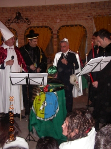 Mustazzettis Prior Intraprendente Da Peroscia,  Robin Hood Dalla Foresta Di Sherwood, Padre Ralf